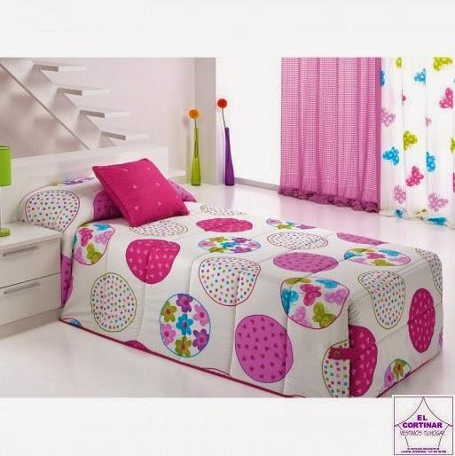 Infantiles para nias with infantiles para nias beautiful - Cortinas dormitorio infantil ...
