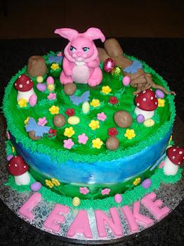 Leanke's Bunny Cake