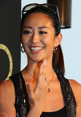 Miss Universe Japan 2011 Maria Kamiyama