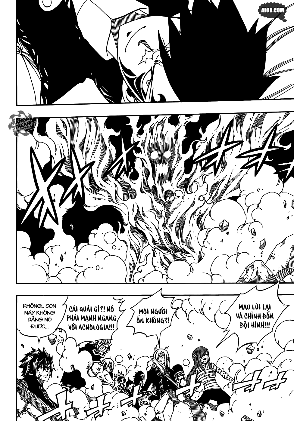Fairy Tail chap 329 page 6 - IZTruyenTranh.com