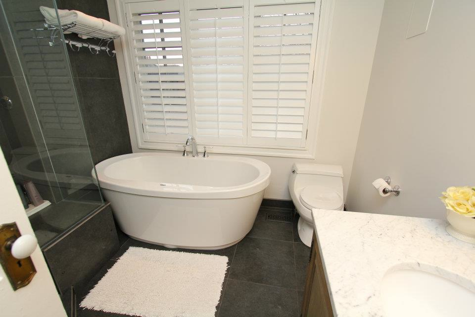 Bathroom Makeover Toronto more before and after pictures from a toronto white kitchen -- and
