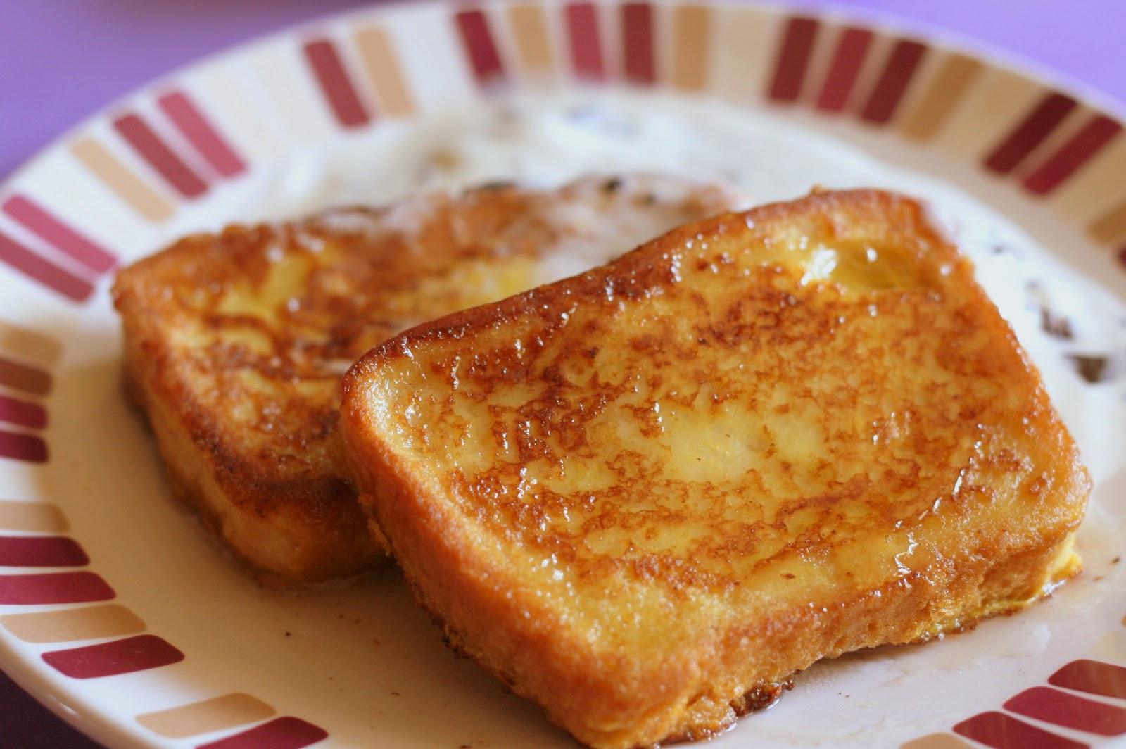 Сладкие гренки в яйце рецепт с пошагово в