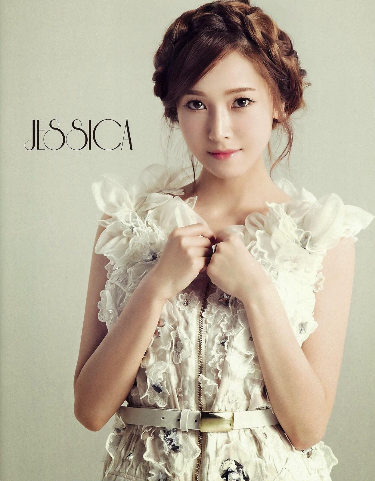SNSD Sone Note 3 Jessica