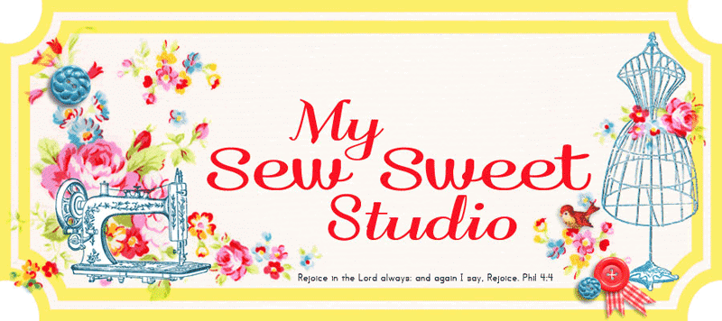 My Sew Sweet Studio