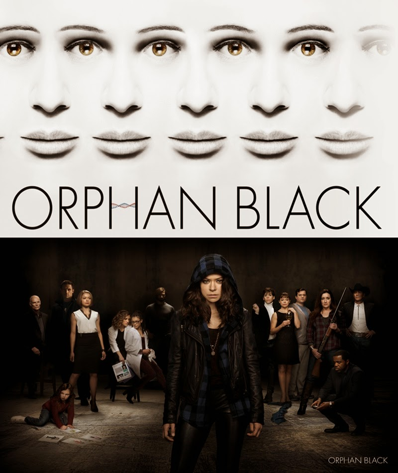 Top 5 Minhas Séries Favoritas, Séries , Séries Favoritas, Orphan Black,