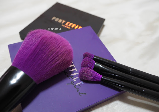 PONY EFFECT THAT GIRL HOLIDAY LIMITED COLLECTION BRUSH SET REVIEW Lunarrive Singapore Lifestyle Blog