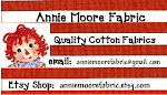 Annie Moore Fabric
