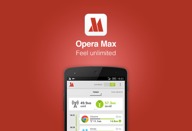Opera's Max data-saving app for Android expands to more countries