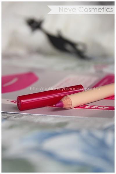sfilata pastello labbra neve cosmetics
