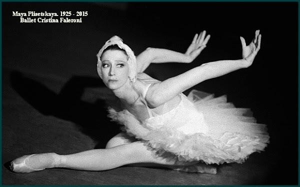 MAYA PLISETSKAYA. (1925 - 2015). Bolshoi Ballet.