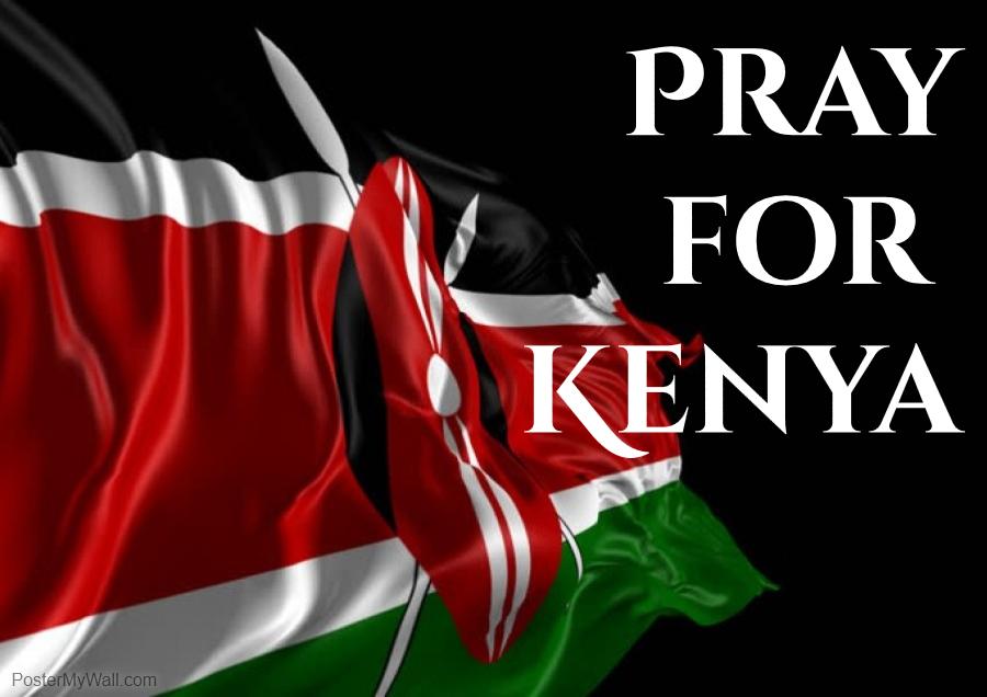 Plantação de Igrejas no Quênia