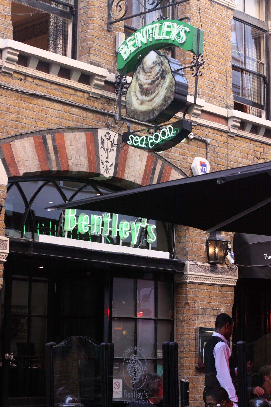 Bently S Restaurant