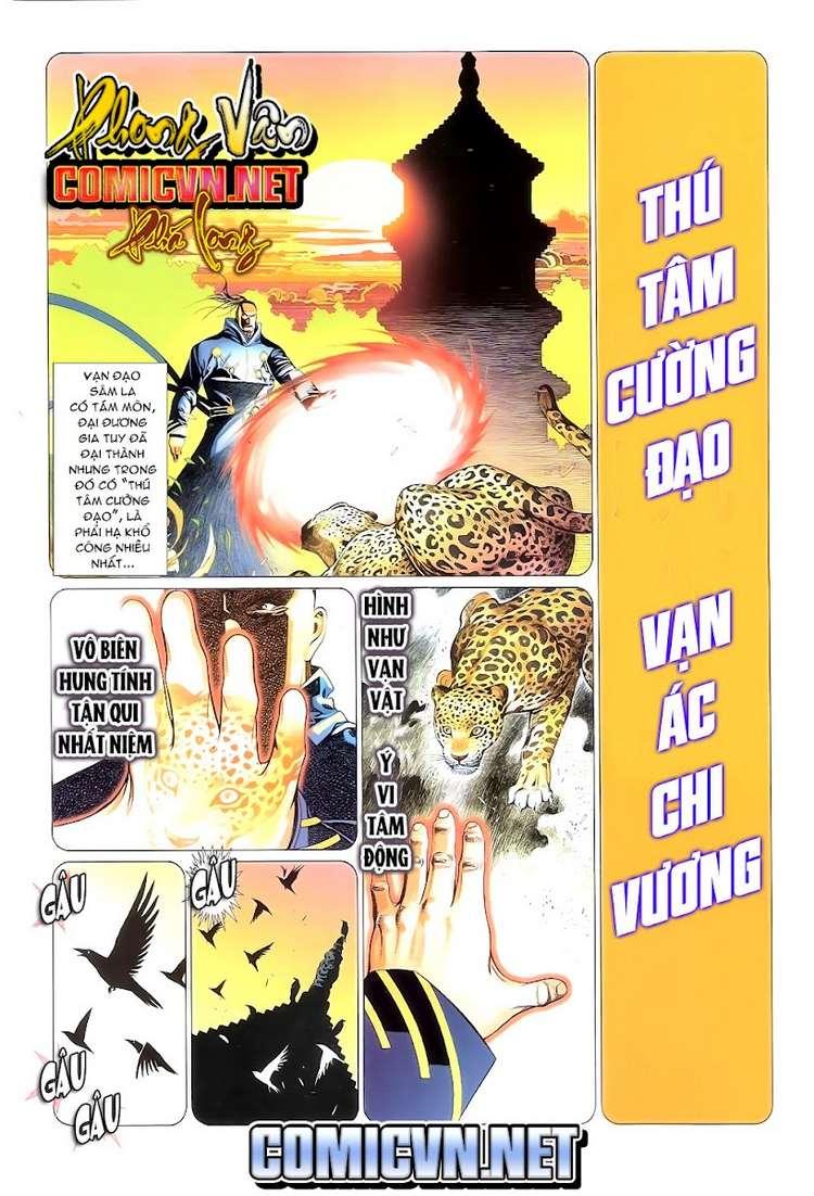 Phong Vân chap 627 Trang 2 - Mangak.info
