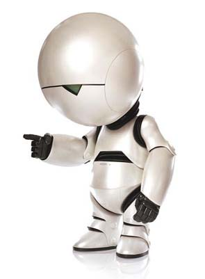 O Robot que dá Chapadas a Mentirosos