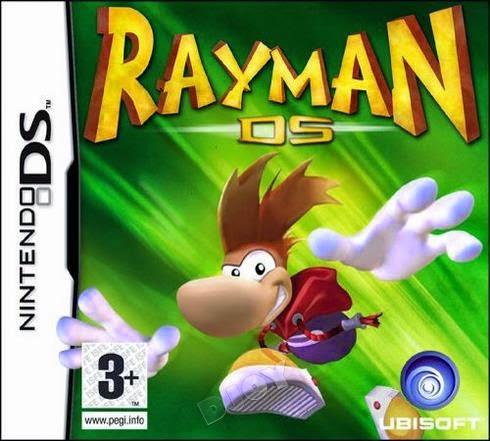 Rayman DS (Nintendo DS) (Español)