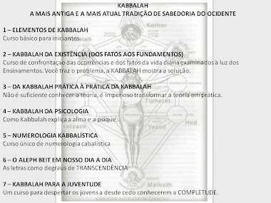 CURSOS DO 2º SEMESTRE DE 2011. INSCRIÇÕES ABERTAS. INÍCIO A PARTIR DE 1º DE JULHO