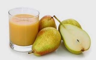 Resep Jus Apel Kombinasi Buah Pir Dapat Menurunkan Berat Badan