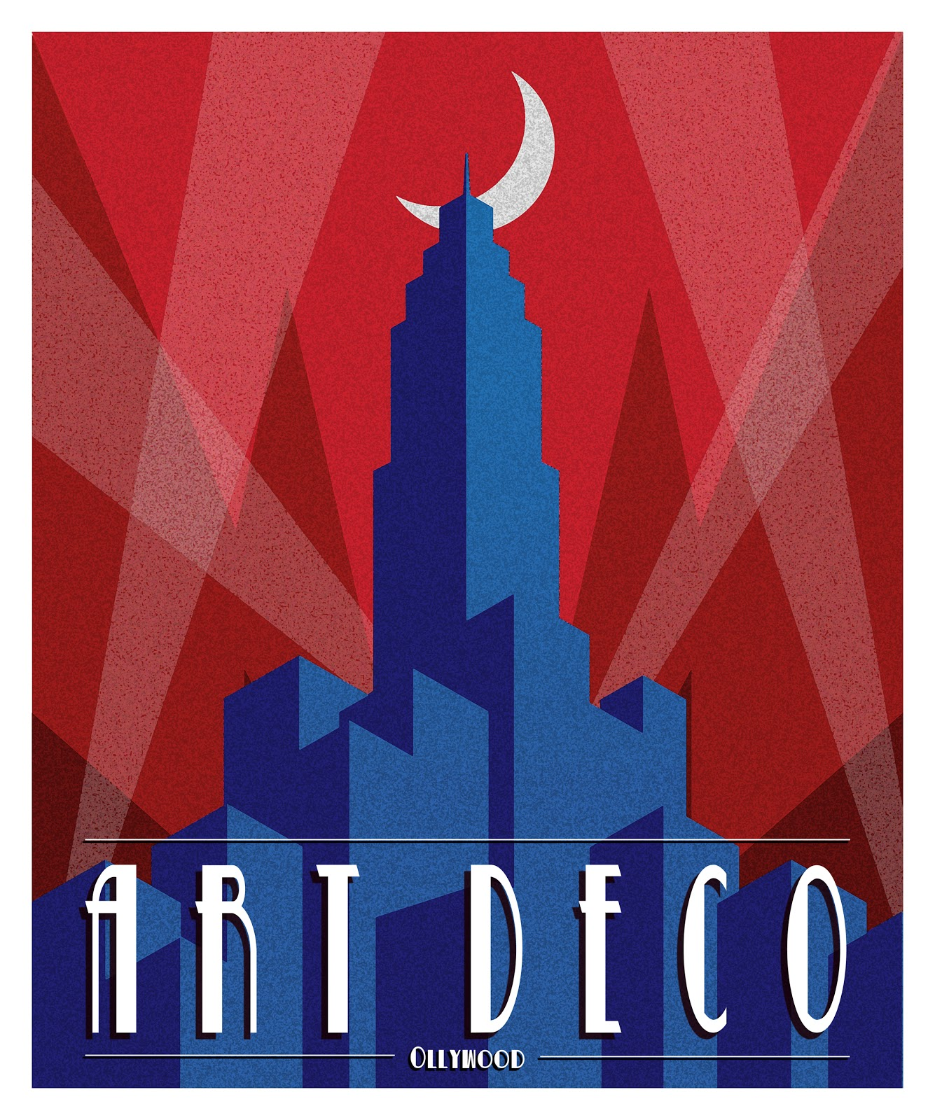 M grace designs inc chicago interior design art deco posters for Air deco