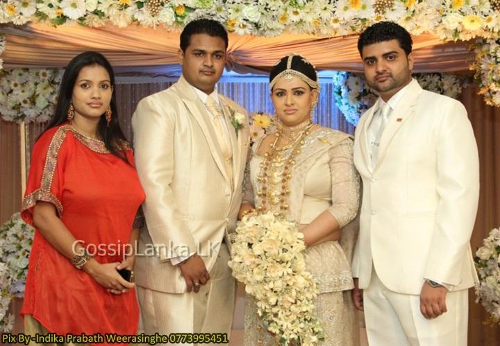 Shanika wanigasekara wedding