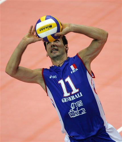 voleibol voleo de pelotas: