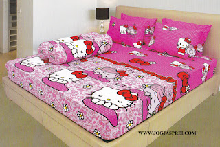 Sprei Lady Rose Sabrina