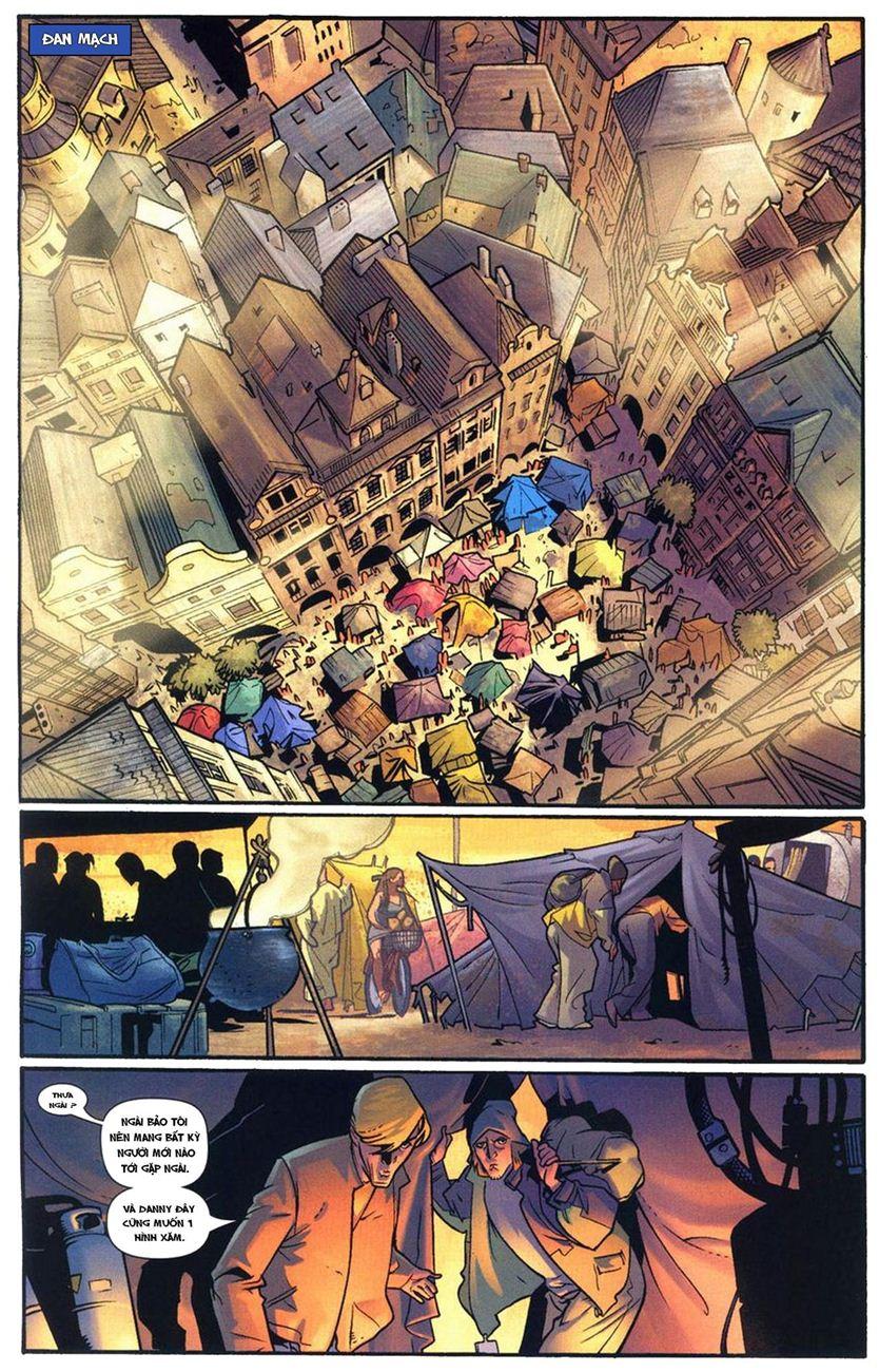 Ultimate Fantastic Four chap 10 - Trang 9