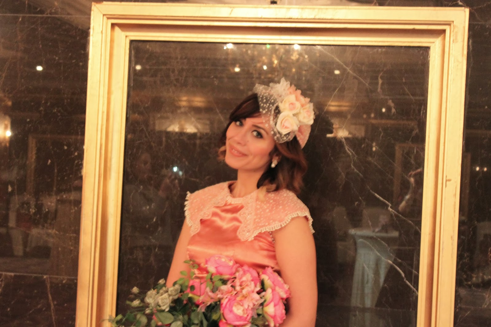 serap tan romantic vintage party