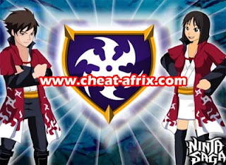 Cheat Instant Tensai Special Jounin Ninja Saga