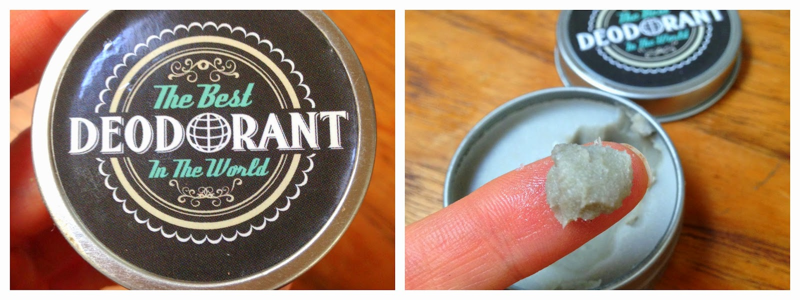 Best Deodorant in the World Review ~ Non toxic, aluminum free