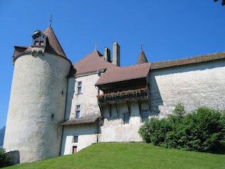 Castello di Gruyères