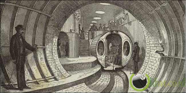 Subway pneumatic