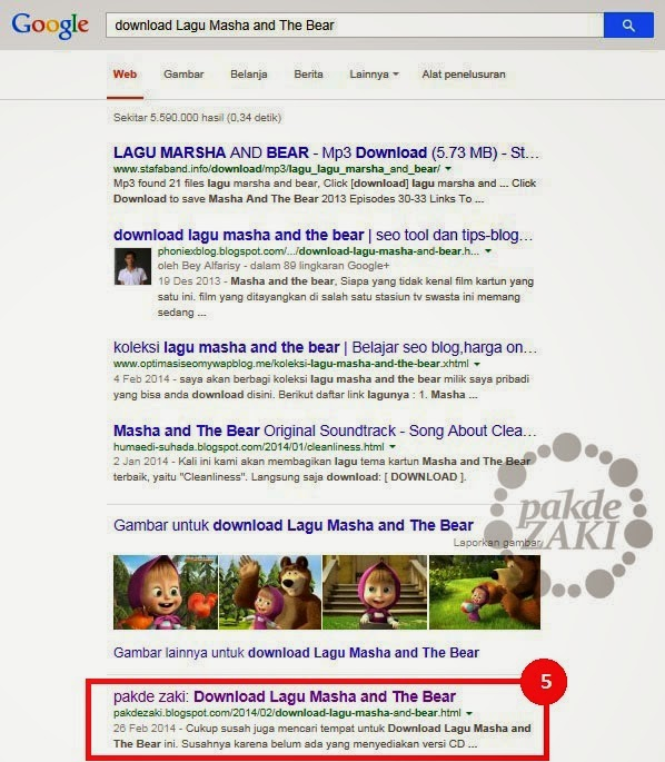 Tips SEO on page dan SERP