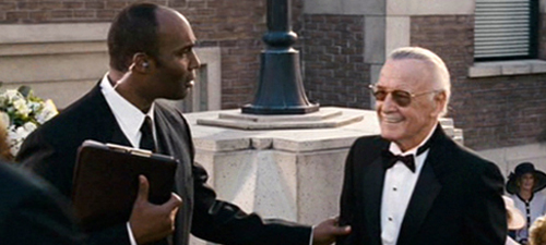 Image result for Stan Lee in Fantastic Four 2