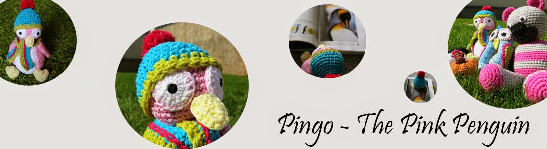 Pingo - The Pink Penguin