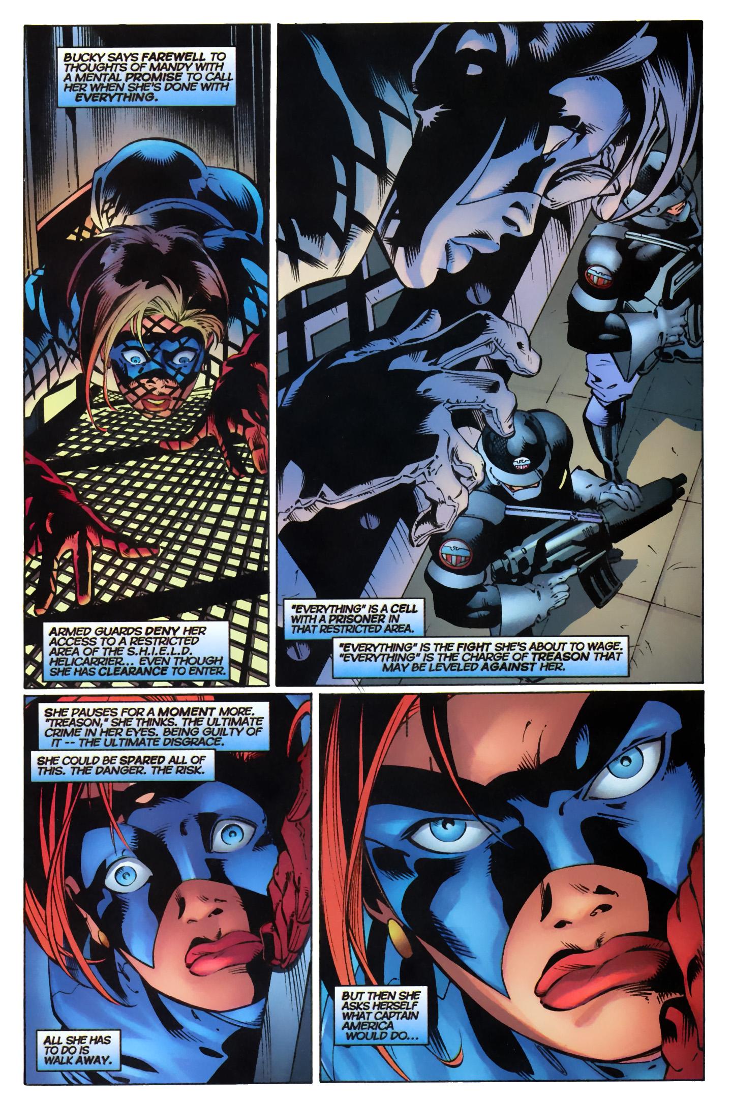 Captain America (1996) Issue #11 #11 - English 6