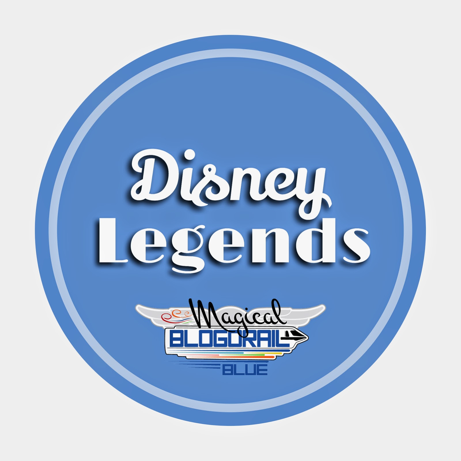 Disney Legends with Magical Blogorail Blue
