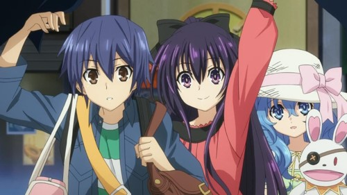 Date A Live BD Episode 1 - 12 [END] Subtitle Indonesia