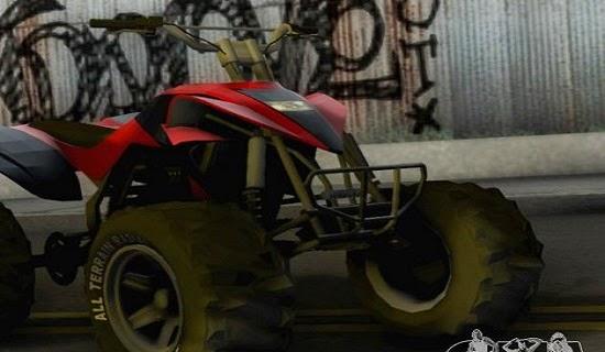 Permalink ke MOD Quad Bike From Gta V