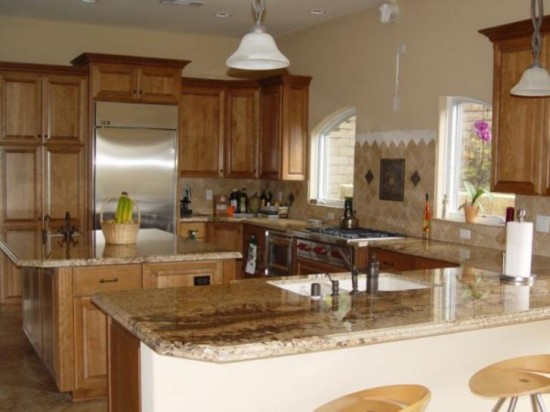 Western home decorating modern kitchen remodeling designs for Kitchen design yourself
