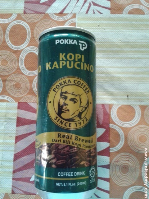 Pokka Coffee Capucino