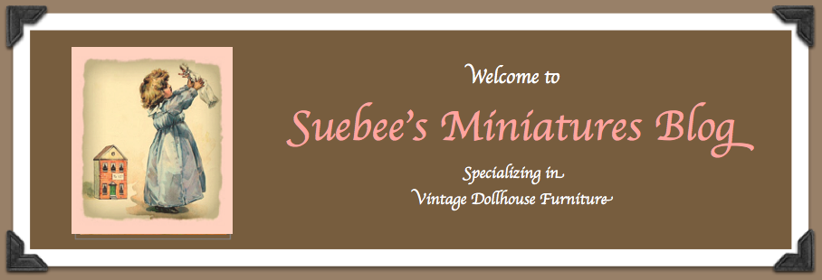Suebee's Miniatures Blog
