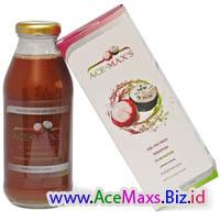 Aturan minum obat herbal Ace Maxs