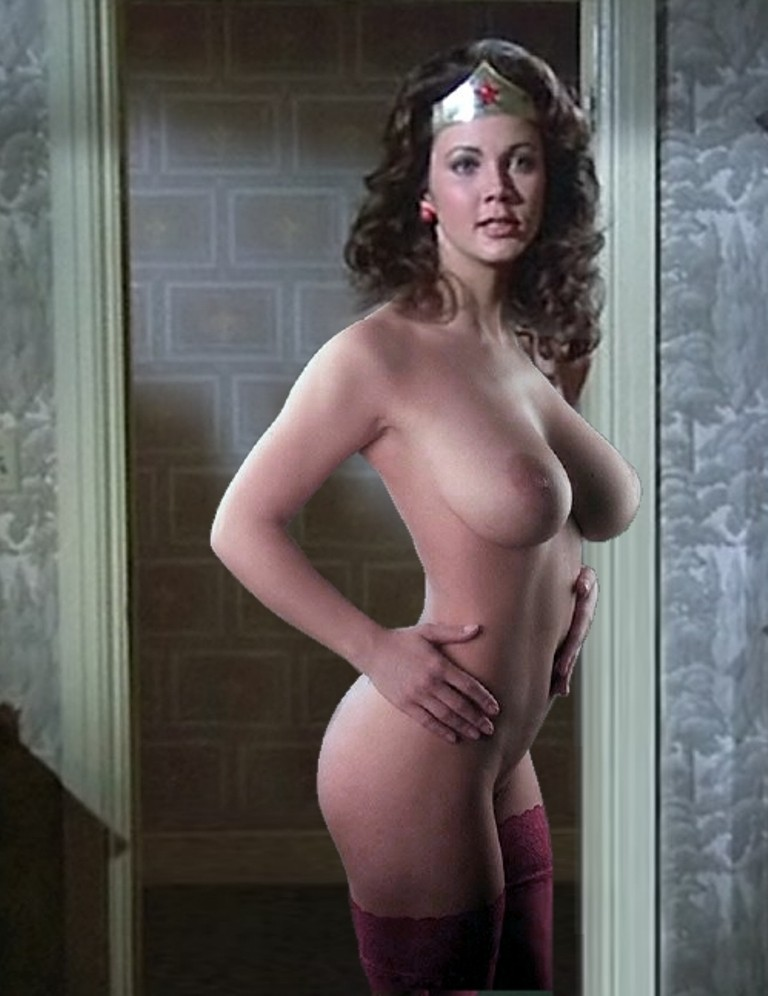 Lynda Carter Porn Wonder Woman Nude