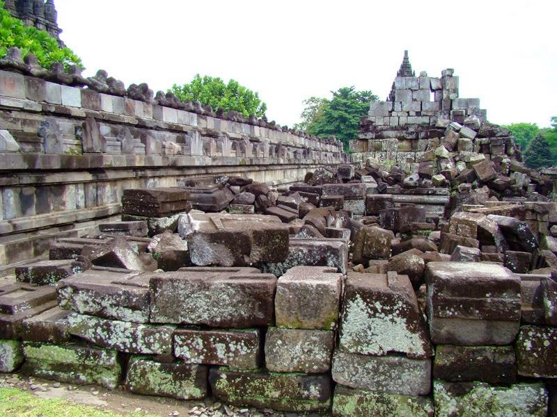 Prambanan ou Candi Lara Jonggrang