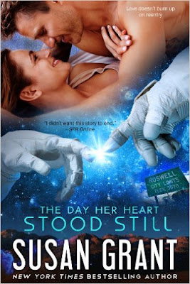 susan grant, the day her heart stood still, book review