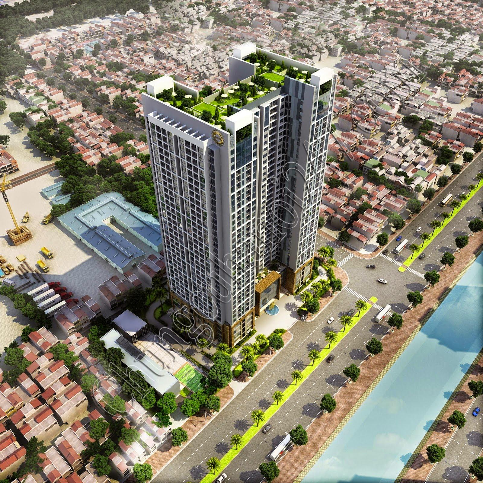 Dự án chung cư 75 Tam Trinh, Hoàng Mai