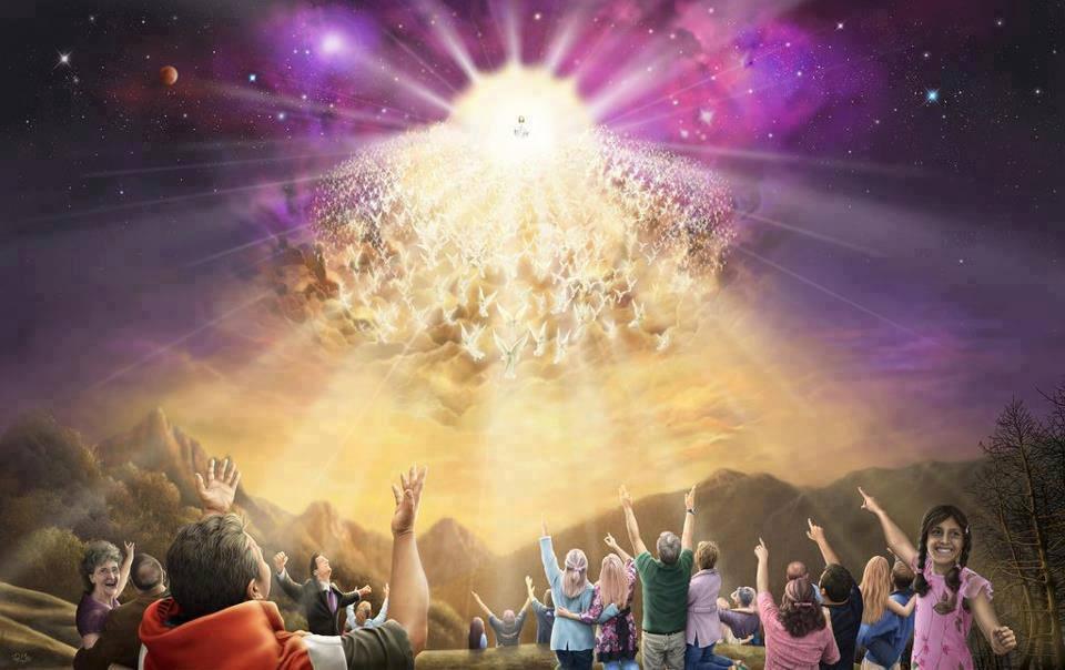 Plutôt que de deviner quand aura lieu le retour de Jésus, préparons-nous ! Venida+391562_546915935354092_164889391_n