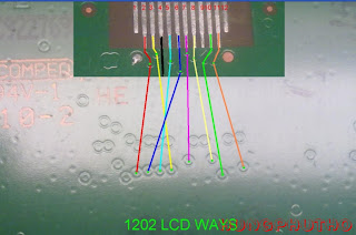 nokia 1202 lcd ways jumper trick