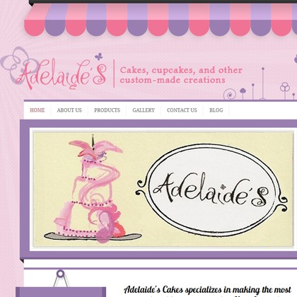 29 Bakery and Cake Shop Websites for Design Inspiration