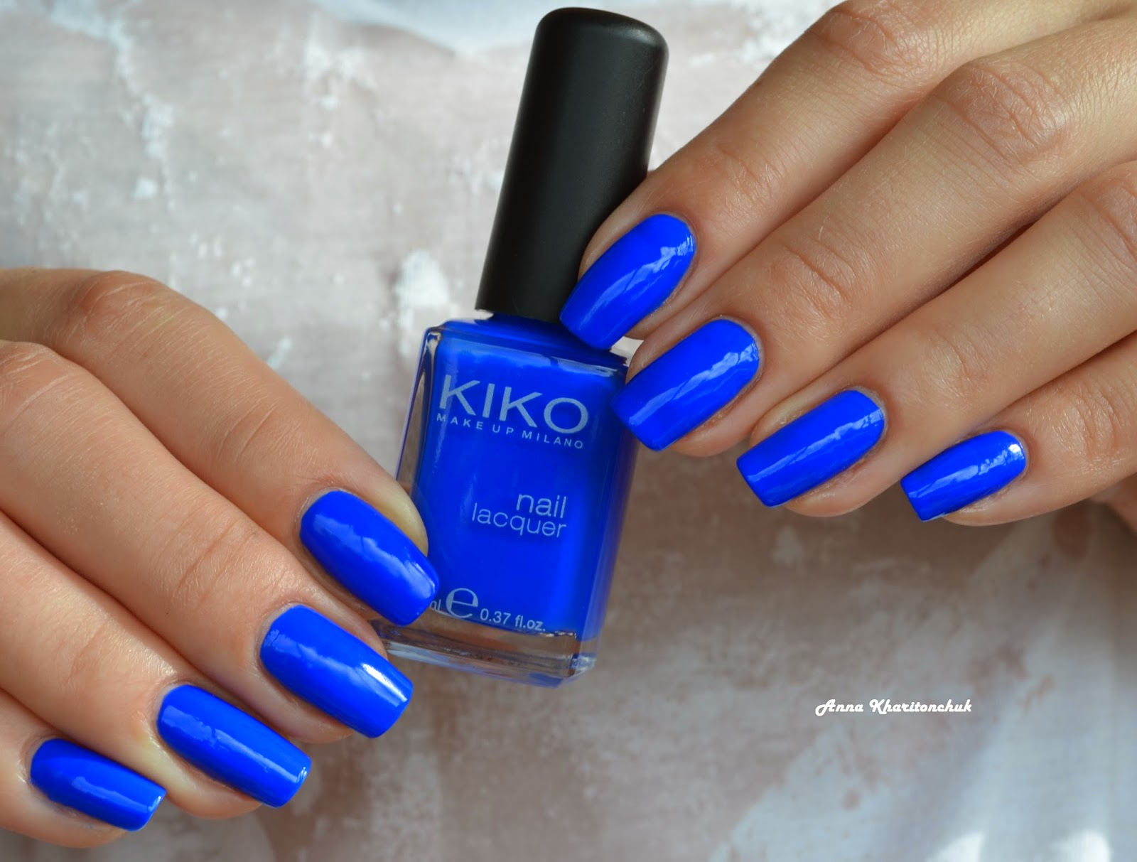 Kiko 336 Electric Blue